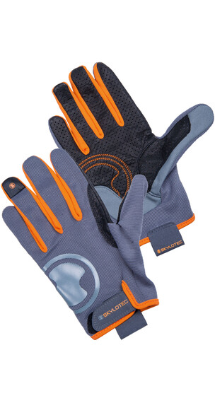 Skylotec KS Gloves Full Finger anthracite/orange/black